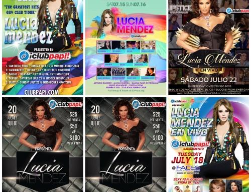 GIRA USA GAY LGBT LUCIA MENDEZ 2017