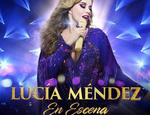 ¡Sale a la venta CD/DVD LUCÍA MÉNDEZ en vivo!